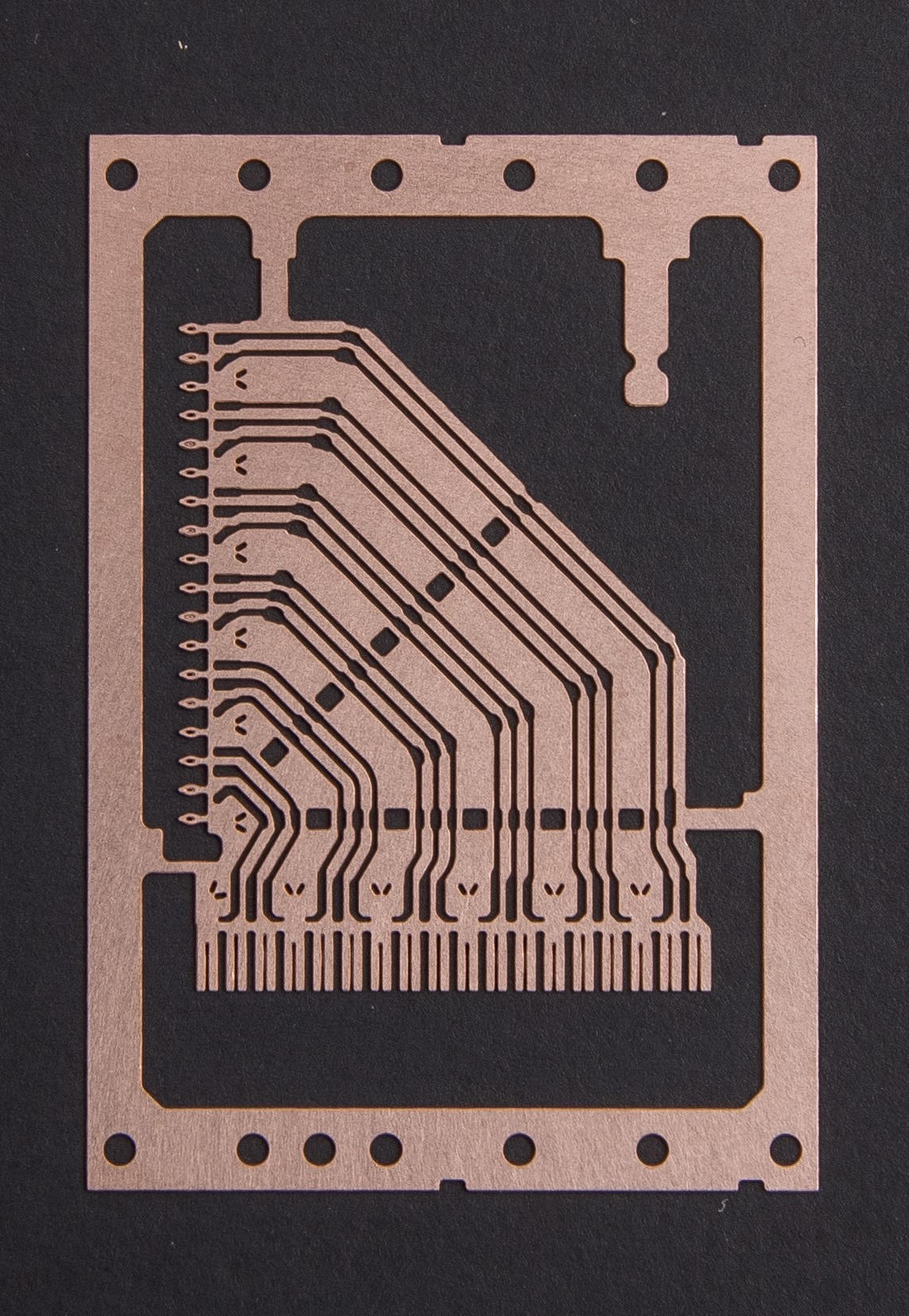 gallery etching flex circuits