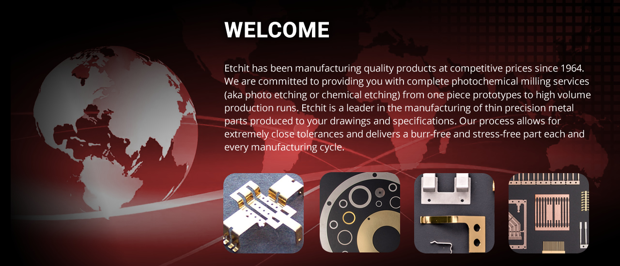 Etchit MN Precision Photochemical Machining & Etching Services